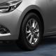 """Felga aluminiowa 15"""" wzór 153 9965375550CN, Mazda 2 DJ1, 2 DJ1 (2020) #4"""