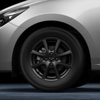 Felga aluminiowa 15 wzór 65a DC3LV3810TG, Mazda 2 DJ1, 2 DJ1 (2020)