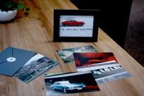Zestaw pocztówek MAZDA (kolorowe) MDGMW9S5CX