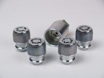 Nakrętki zabezpieczające do kół 17mm 410078918