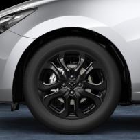 Felga aluminiowa 16 wzór 166 9965645560, Mazda 2 DJ1, Mazda2 DJ1 (2020)