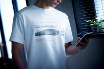 T-Shirt Vision Coupe (Modern) MDGMW9A6S rozmiar: S