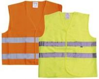 Kamizelka odblaskowa pomarańczowa 410077500A