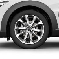 "Kompletne koła zimowe Mazda CX3 18"""