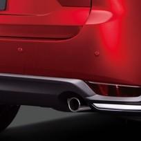 Czujniki parkowania na tył KB8MV7290, Mazda CX-5 KF, CX-5 KF (2021)