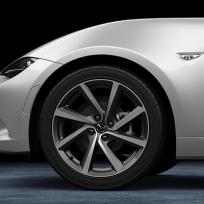 "Felga aluminiowa 17"" NA1PV3810, Mazda MX-5 NDE1"