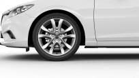 "Felga aluminiowa 19"" 9965087590CN wzór 149 (wzór fabryczny), Mazda 6 GJ, 6 GJ (2015), 6 GL"