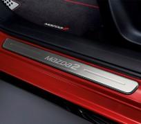 Listwy ozdobne progów DA6CV1370, Mazda 2 DJ1