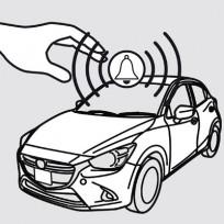 Alarm antywłamaniowy NA1PV7510, Mazda MX-5 NDE1